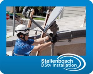 DStv dish alignment Stellenbosch